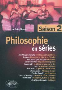 Philosophie en séries, Saison 2
