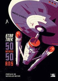 Star Trek : 50 ans, 50 artistes