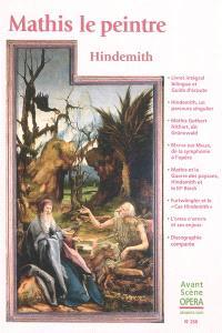 Avant-scène opéra (L'). n° 258, Mathis le peintre
