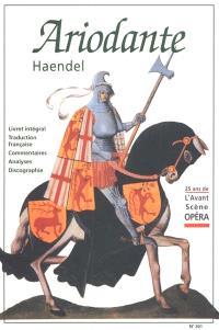 Avant-scène opéra (L'). n° 201, Ariodante