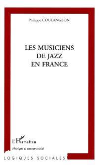Les musiciens de jazz en France