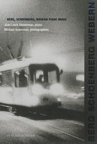 Berg, Schoenberg, Webern : piano music