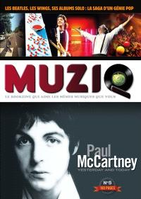 Muziq. n° 5, Paul McCartney yesterday and today