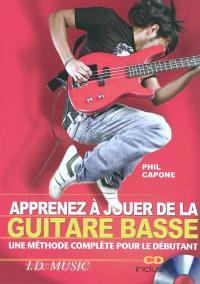 Apprenez à jouer de la guitare basse : une méthode complète pour le débutant