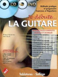 Je débute... la guitare