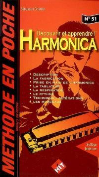 Découvrir et apprendre l'harmonica