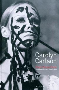 Carolyn Carlson : Paris Venise Paris