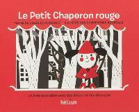 Le Petit Chaperon rouge : un livre-accordéon avec des décors et des découpes