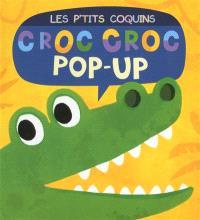 Croc croc pop-up
