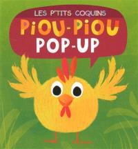 Piou-piou pop-up