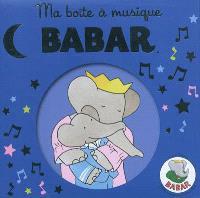 Ma boîte à musique Babar