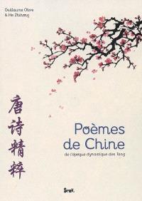 Poèmes de Chine de l'époque dynastique des Tang