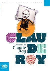 Poèmes de Claude Roy