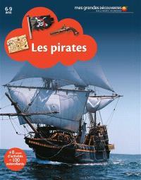 Les pirates : + 8 pages d'activités et 100 autocollants