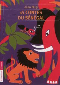 15 contes du Sénégal