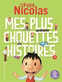 Le Petit Nicolas : mes plus chouettes histoires. Volume 3