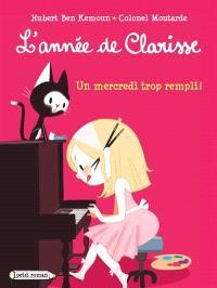 L'année de Clarisse, Un mercredi trop rempli ! : novembre