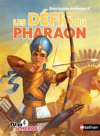 Les défis du pharaon : dans la peau de Ramsès II