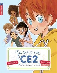 Je suis en CE2. Volume 1, Les nouveaux copains