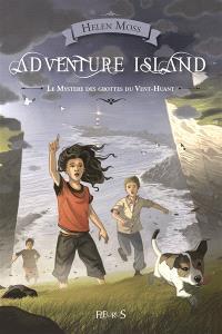 Adventure island, Le mystère des grottes du vent-huant