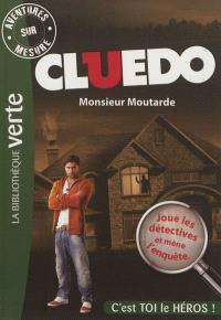 Cluedo. Volume 1, Monsieur Moutarde