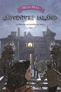 Adventure island, Le mystère du fantôme de minuit