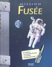 Mission fusée