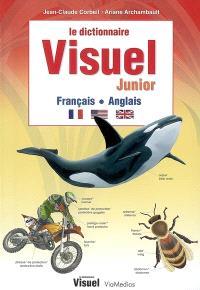 Le dictionnaire visuel junior français-anglais