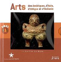 Arts des Amériques, d'Asie, d'Afrique et d'Océanie