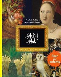 D'art d'art : pour les enfants. Volume 1