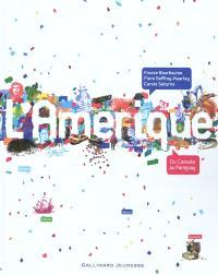 L'Amérique, du Canada au Paraguay