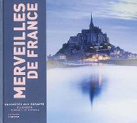 Merveilles de France racontées aux enfants