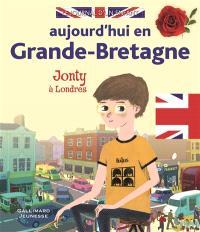 Aujourd'hui en Grande-Bretagne : Jonty à Londres