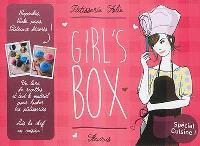 Pâtisserie folie : girl's box : spécial cuisine !