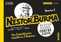 Nestor Burma contre CQFD, Nestor Burma. n° 2