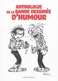 Anthologie de la bande dessinée d'humour