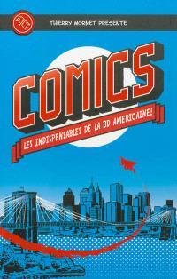 Comics : les indispensables de la BD américaine !