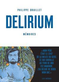 Delirium : autoportrait