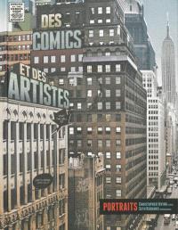 Des comics et des artistes : les origines du comics américain : portraits