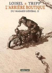L'arrière-boutique du magasin général. Volume 2, Serge