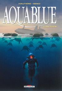 Aquablue. Volume 15, Gan Eden