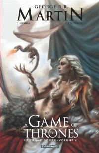 A game of thrones : le trône de fer. Volume 5