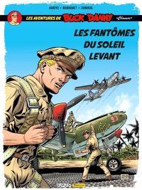 Les aventures de Buck Danny : classic. Volume 3, Les fantômes du Soleil Levant