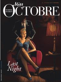 Miss Octobre. Volume 4, Un flic et un homme