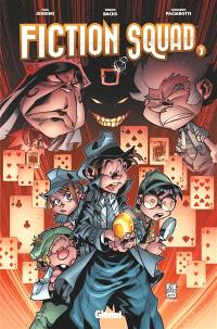 Fiction squad. Volume 3