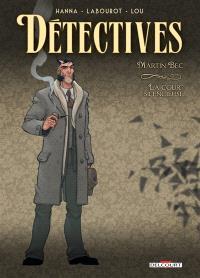 Détectives. Volume 4, Martin Bec : la cour silencieuse