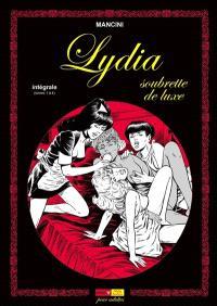 Lydia, soubrette de luxe : intégrale (tomes 1 à 4)