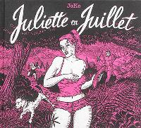 Juliette en juillet