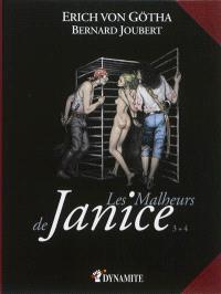 Les malheurs de Janice : intégrale. Volume 3 + 4