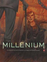 Millénium. Volume 4, La fille qui rêvait d'un bidon d'essence et d'une allumette : seconde partie